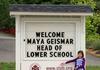 Student Maya Geismar's Day as Head of the Lower School