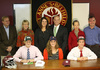 STAB Senior Athletes Sign Letters of Intent