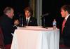 Students Host a Mock Presidential Debate