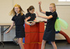 Fourth-Graders Perform for Pre-School Students