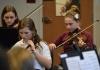 Guest Artists Visit Orchestra Classes
