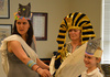 Annual First Grade Mummification Entertains and Educates