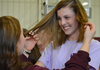 Second Annual STAB Cut-A-Thon Collects 47 Hair Donations