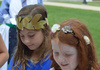 Third Graders Celebrate Ancient Rome Day