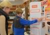 Sixth Grade Science Fair Explores Hypotheses