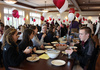 Upper School Celebrates Lee-DuVal Dining Hall Grand Opening