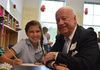 Students Welcome Grandparents and Special Friends