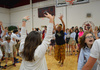 Middle School Students Participate in Annual African Festival