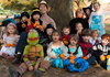 School Celebrates Halloween Traditions