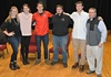 Young Alumni Talk College with Seniors